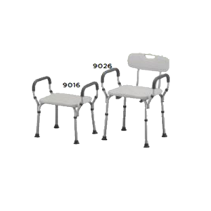 nova deluxe shower chair w arms