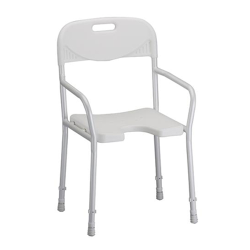 Nova Shower Chair With Or Without Back Mercy Medical